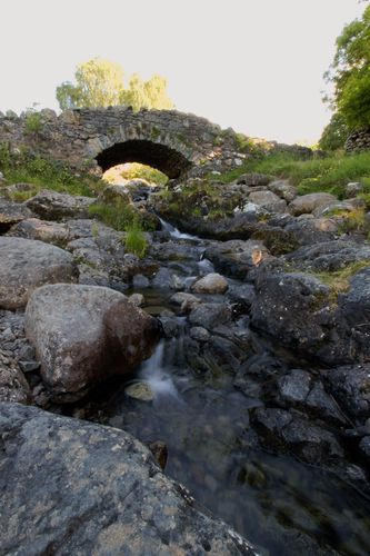 Barrow Beck Near Derwent Water-1