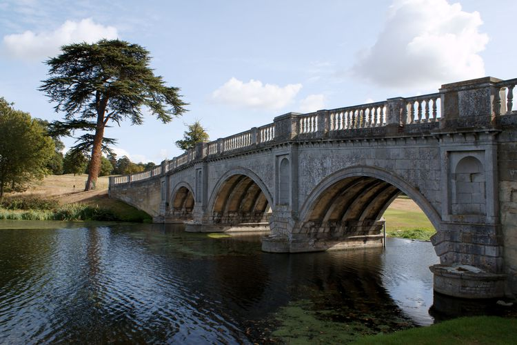 Brocket Hall Bridge