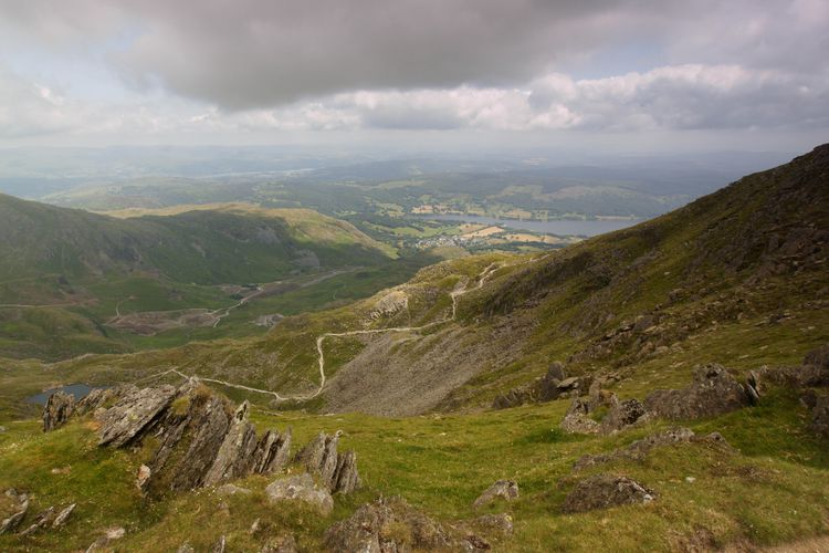Coniston Old Man-9