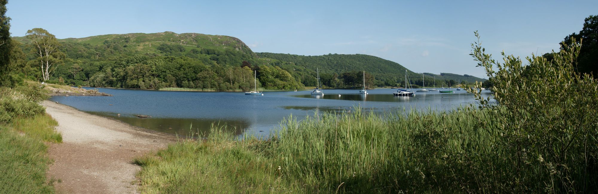 Coniston Water - Waters Edge