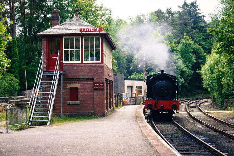 Lakeside And Haverthwaite Railway-1