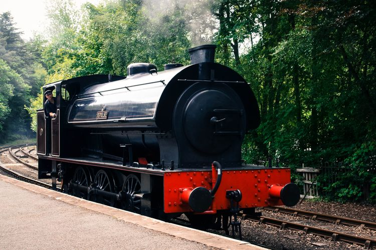 Lakeside And Haverthwaite Railway-2