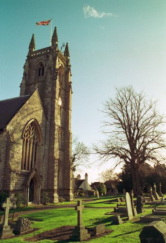 Northaw Church 2