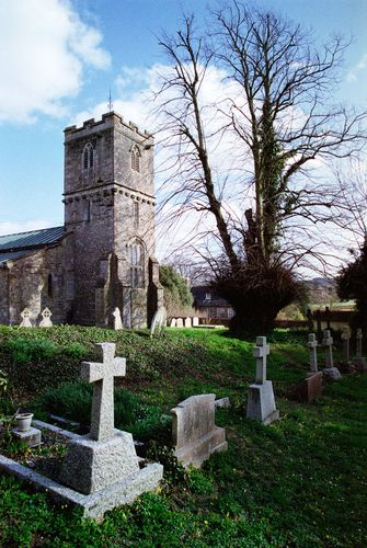 Dn1-0036-01 Tolpuddle Church